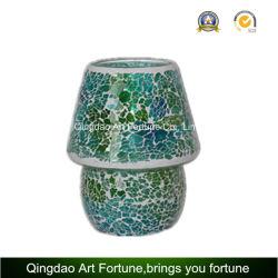 Mosaïque métallique bougie lampe jar de l'ombre fabricant