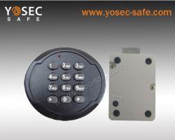 قفل أمان مسمار دهلي إلكتروني ميكانيكي Motorbolt لصندوق آمن