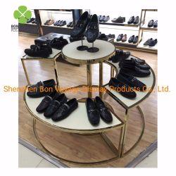 Magasin de détail de meubles en métal personnalisé Vêtements Chaussures Stand d'affichage