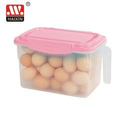 Les emballages alimentaires en plastique et de conteneur de stockage poignée W/ 4,5 l