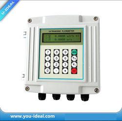 Tuf-2000 Medidor de Fluxo de água por ultra-som/transdutor de ultra-sónico Fluxômetro/Ultrasonic fluxímetro de calor/GPRS, PSTN, CAN, Rede sem fio GSM
