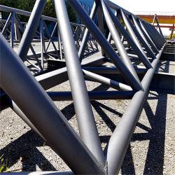 Сегменте панельного домостроения 40 ноги Корал Гейблз зданий стальные конструкции моста ЧПУ автоматический большой Span Сборные стальные двойной опорных для создания