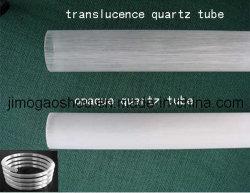 Milchiges weißes Quarz-Gefäß-Silikon-Gefäß