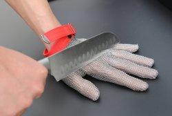 Resistenza di Anti-Taglio dei guanti del taglio di sicurezza dell'acciaio inossidabile anti