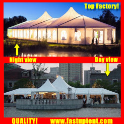 Neues Entwurfs-hohe Spitzen-Mischfestzelt-Zelt für das Bieten in BRITISCHEM England London Bristol Liverpool Newcastle
