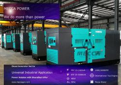 Denyo Silent Canopy 디젤 동력 발전기 600kW(Dcec 및 Ccec 포함 엔진 CE 승인 [Mai07']
