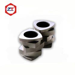 Pp., die Extruder-einzelnen Schrauben-Zylinder mit zwei Gas-Lüftung-Strangpresßling aufbereiten