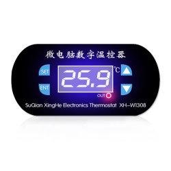 W1308 контроллер температуры ПЭВМ на цифровом дисплее переключателя управления температурой термостата