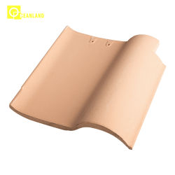 China-Fabrik-neue dekorative keramische Dach-Fliese