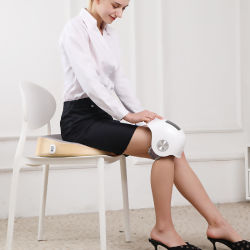 Knie-Verbindungs-Physiotherapie-Instrument-rotes Licht-weites Infrarot-Heizungs-Knie-Massage-Produkt Soem-Kundenbezogenheits-KnieMassager