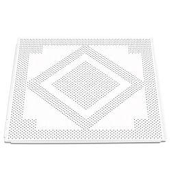 600*600mm는 실내 사무실 디자인을%s 알루미늄 틀린 천장을 꿰뚫었다