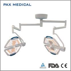 Pandalex التشغيل الخفيفة السقف نوع مزدوجة مصباح السقف LED ضوء جراحي