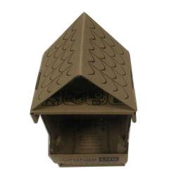 Boîte de papier kraft brun de la Chambre pour l'emballage et expédition