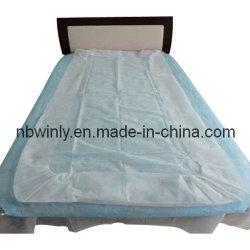 Não Tecidos Bedsheet descartáveis/Bedding cobrir/Colcha