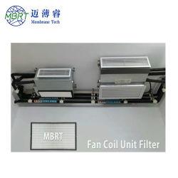 ODM OEM вентилируемого блока катушек вентилятора системы кондиционирования воздуха, условный воздух Чистое помещение с фильтром