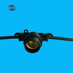 저전압 케이블 12V 케이블 조명 시스템 조정식 램프 홀더