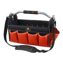 OEM 접이식 접이식 접이식 접이식 차량 디테일 도구 백(강철 포함 파이프형 핸들 고온 판매 공구 백