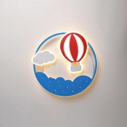 Comando de voz inteligente distribuidor Quarto infantis Cartoon candeeiro de tecto LED balão decoração interior de poupança de energia da luz da lâmpada de teto modelo do dispositivo-C