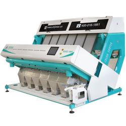6 Вентиляционные каналы 384 каналов Интеллектуальная камера CCD кукурузы/арахис цвет сортировщика