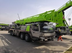 30 Ton Camion grue grues hydrauliques mobiles Zoomlion Ztc300r532