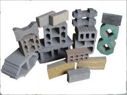 Bloc de ciment automatique Paver / machine à fabriquer des briques pour les pays africains