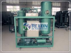 Macchina del filtro dell'olio della turbina di vuoto con il trattamento del filtro fine
