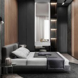 5 Star Fashion Hotel de estilo de mobiliário para o quarto set