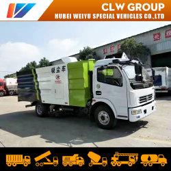 precio de fábrica China fabricante profesional de 8m3 de vacío de alta presión Limpieza de Carretera coche