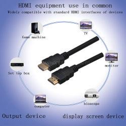 HDMI Kabel, Support 4K, HD Gold-Plated die kundengerechten Verbinder