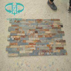 Ardesia arrugginita/ardesia naturale culturale della pietra di spaccatura per la pavimentazione/rivestimento parete/del pavimento/decorazione dell'interno/esterna