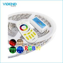 2.4G 4ゾーンの接触ボタンRGBW LEDの滑走路端燈のコントローラ