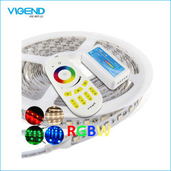 2.4G 4 зоны нажмите кнопку RGBW LED газа Контроллер освещения