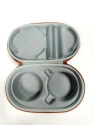 Form-EntwurfPortable, der harten Hilfsmittel EVA-Speicher-Kasten für Tee-Sets trägt