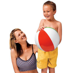 Hot Sale 30cm Petit ballon de plage / Mini ballon gonflable en PVC