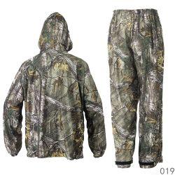 卸し売りカスタム製造のハンチングのための大人のジャングルのカムフラージュの衣類