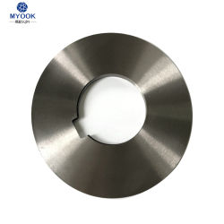 回転式圧延のせん断の刃サーキット・ボードの切断のための円スリッターナイフ