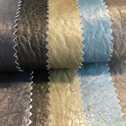 Новые тиснение толщиной 0,8мм блестящими приклеивания PU для швейной сумка из искусственной кожи