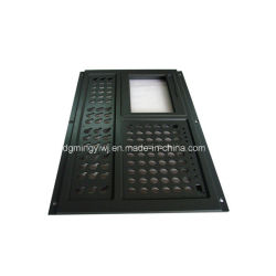 De Elektronische Producten van het Product van het Afgietsel van de Matrijs van het Magnesium van de hoge Precisie met het Galvaniseren