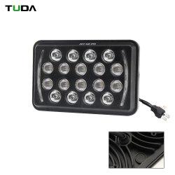 Accessoire Auto Promotion Angel Eye Lampe 4X6 54W Super Mince 1.2inch Thinckness lumière LED de pièces automobiles