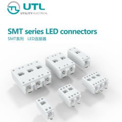 LED SMT 연결관을%s SMD 0.75 철사 빠른 연결관