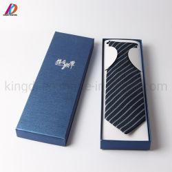 Carton recyclé Papier de luxe boîte cadeau d'emballage pour cravate