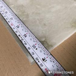 Piedra artificial ónix Real Material de construcción con retroiluminación para pared cubriendo