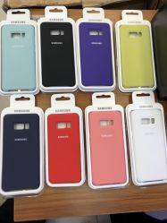 Qualitäts-Handy-Deckel-Silikon-Kästen für Samsung-Galaxie S8/S9/S10