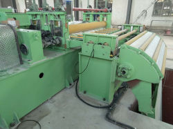 Lamiera galvanizzato di alluminio/che raddrizza la riga di livellamento macchina