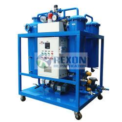 回復可能なタービンオイルのための真空の脱水のタービンオイルプロセス機械