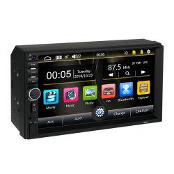 2-DIN 7-дюймовый HD автомобильных мультимедиа Bluetooth/MP5-плеер с зеркала заднего вида Link для автомобильной аудиосистемы