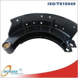 SGSの証明のVolvoのトラックのための高品質のブレーキ片