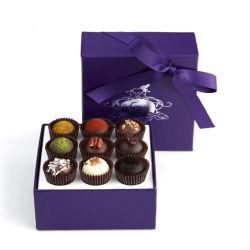 Vin de luxe & tablettes Cadeau Cadeau de Noël emballage, document de bébé Petite Boîte Cadeau de bonbons, les faveurs de mariage boîte cadeau