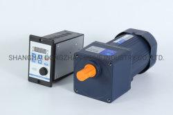 Visor digital AC Speed-Control Motor de engrenagem