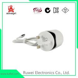 3-UK зарядное устройство USB адаптер аксессуары для телефонов для мобильных устройств с помощью кабеля USB